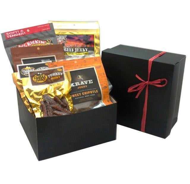Beef and Wild Game Jerky Gift Basket