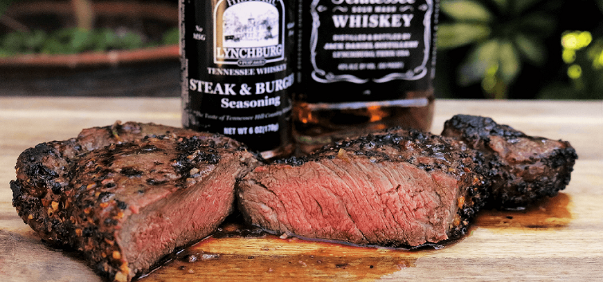 Tennessee Whiskey BBQ Rub