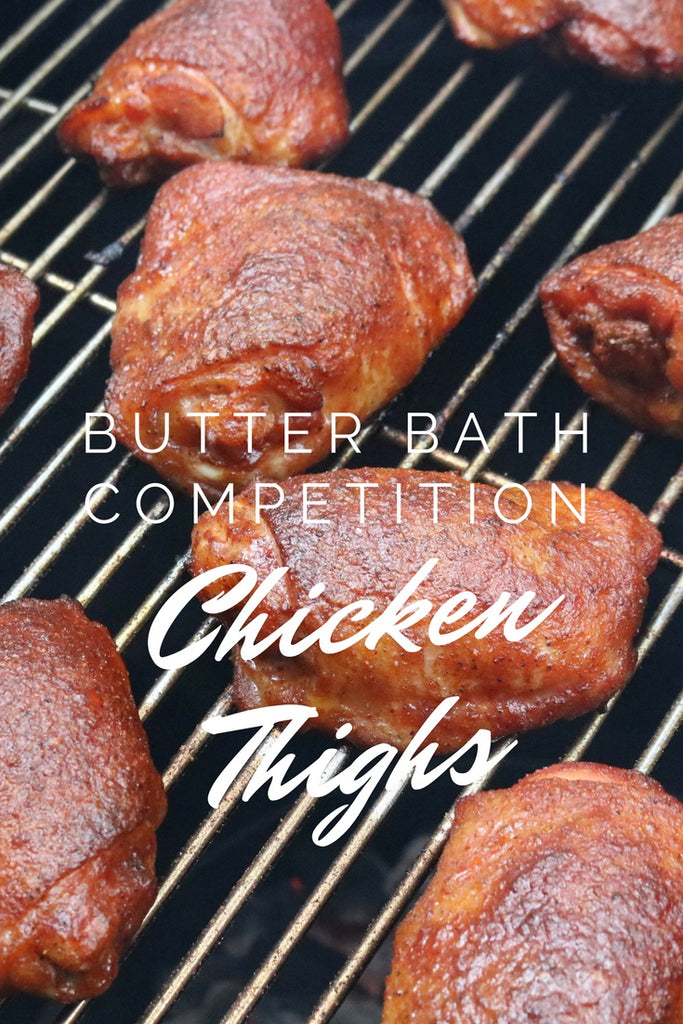 Butter Bath Chicken Thighs