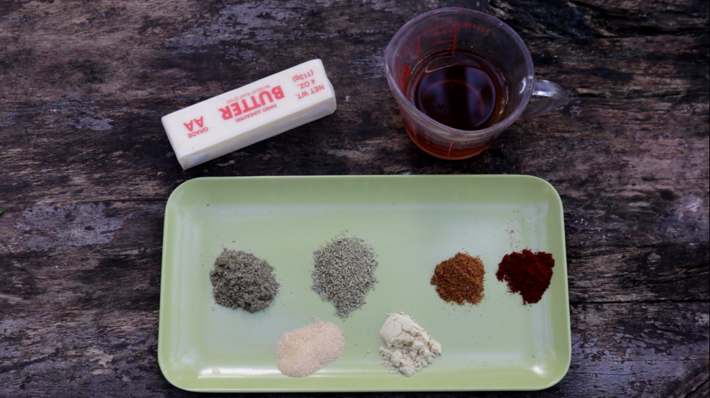 Chicken Herb & Wine Injection Ingredients