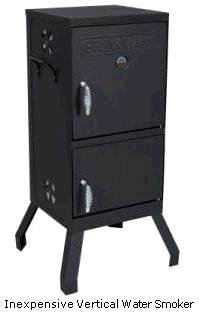 Vertical Water Smoker