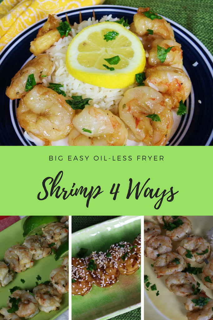 4 Different Easy Shrimp Marinades