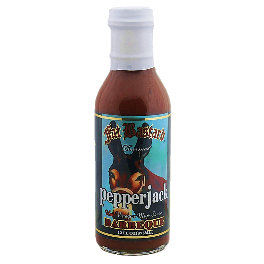 Pepperjack is a North Carolina style Mop Sauce from Fat Bastard