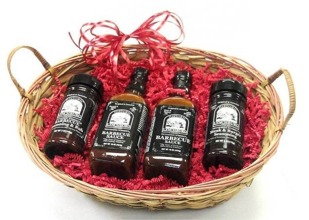 valentine's day tennessee whiskey bbq sauce gift basket, Ideas