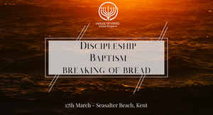 Further Information: 'Discipleship, Baptism & Breaking of Bread