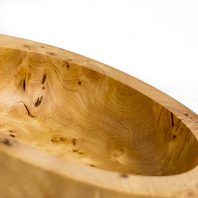 Old Growth Spruce Burl Bowl