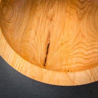 Alder Bark Intrusion Bowl