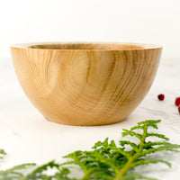 Too Spectacular for Firewood! Bowl