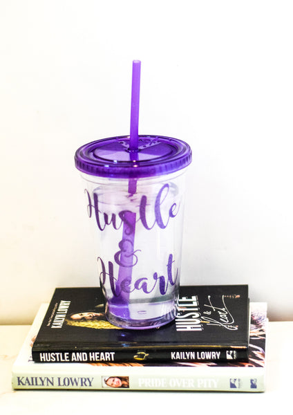 Hustle & Heart Tumbler