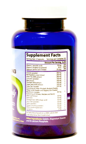 Immune Support - 1 Bottle - Pure Immunity - Immune Boon