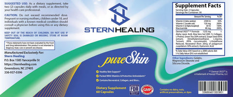 Stern Healing Ultimate Pain Relief - Relieve Inflammation