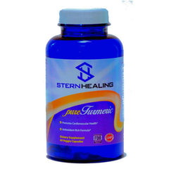 Turmeric Supplement - 1 Bottle - Stern Healing Ultimate Pure Turmeric