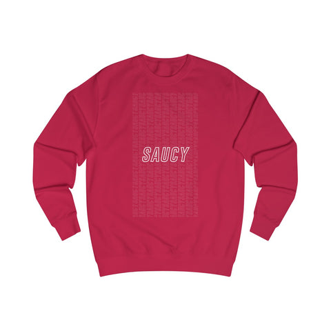 Saucy Stuff - Men's Sweatshirt