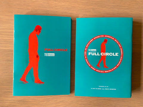 LIMITED EDITION FULL CIRCLE CONTENT BOOK.