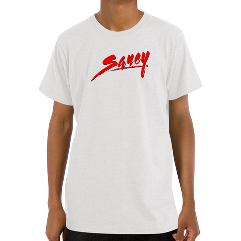 *ON SALE* London Red / White Saucy T-Shirt