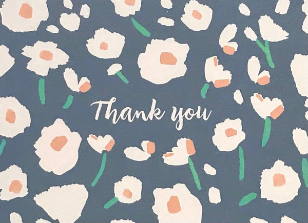 Thank You- Flowers