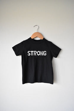 Strong Tee - Brown Bear Co.
