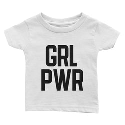 GRL PWR Tee - Brown Bear Co.