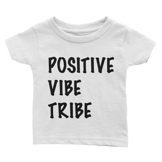 Positive Vibe Tribe Tee - Brown Bear Co.