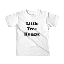 Little Tree Hugger Tee - Brown Bear Co.