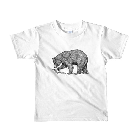 Bear Tee - Brown Bear Co.
