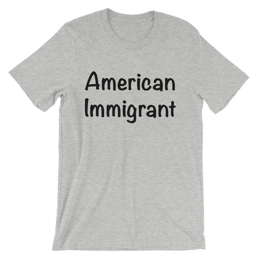 American Immigrant Tee - Brown Bear Co.
