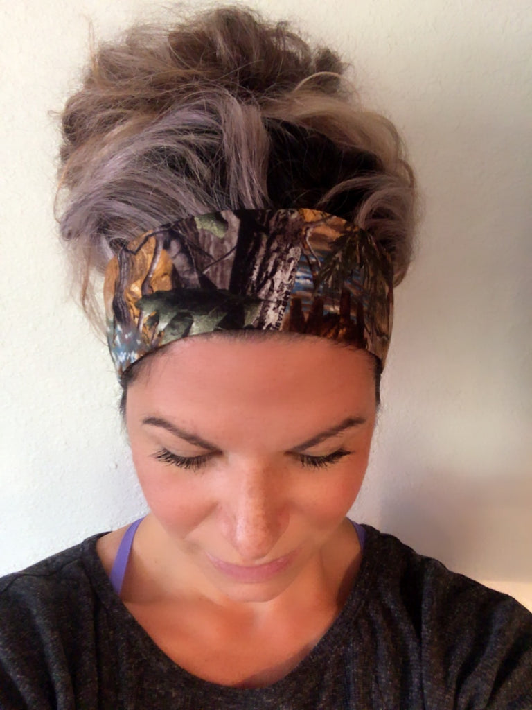 Hiking Trails ~ Headband - Tossy by EM