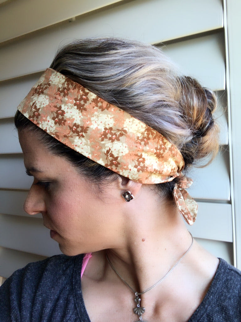 Autumn Garden ~ Headband
