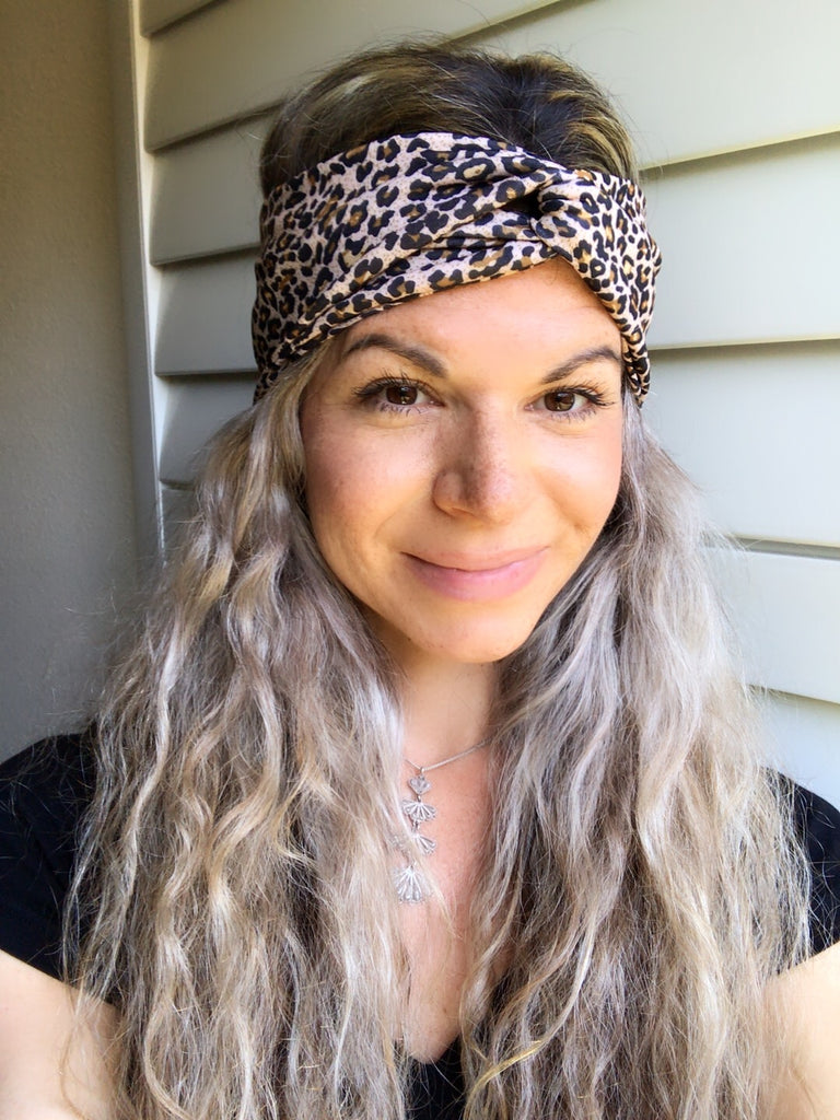 Wild Cat Active ~ Headband
