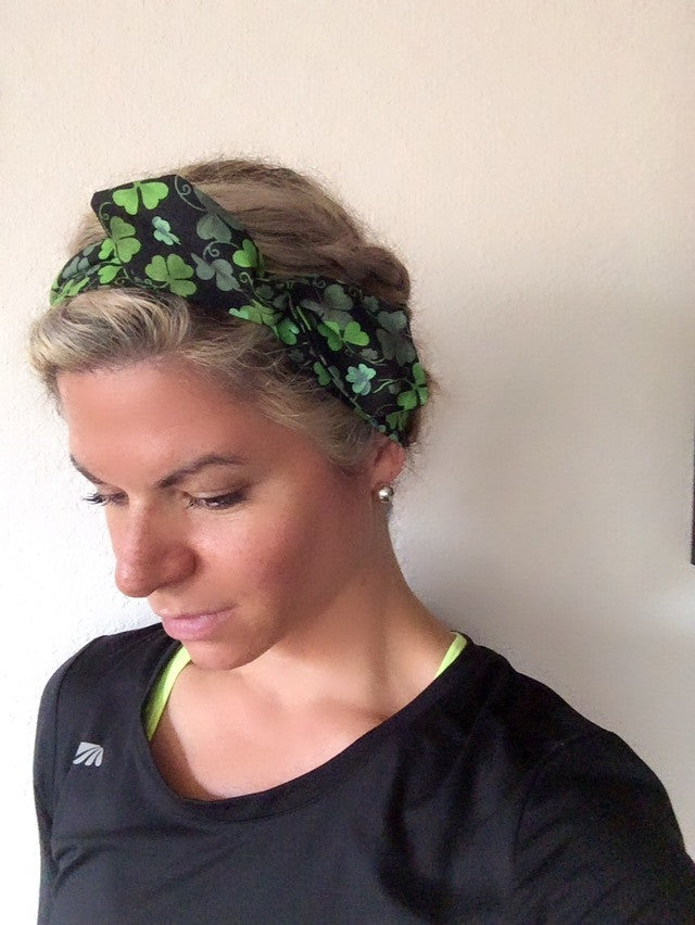 Lucky You! ~ Headband - Tossy by EM
