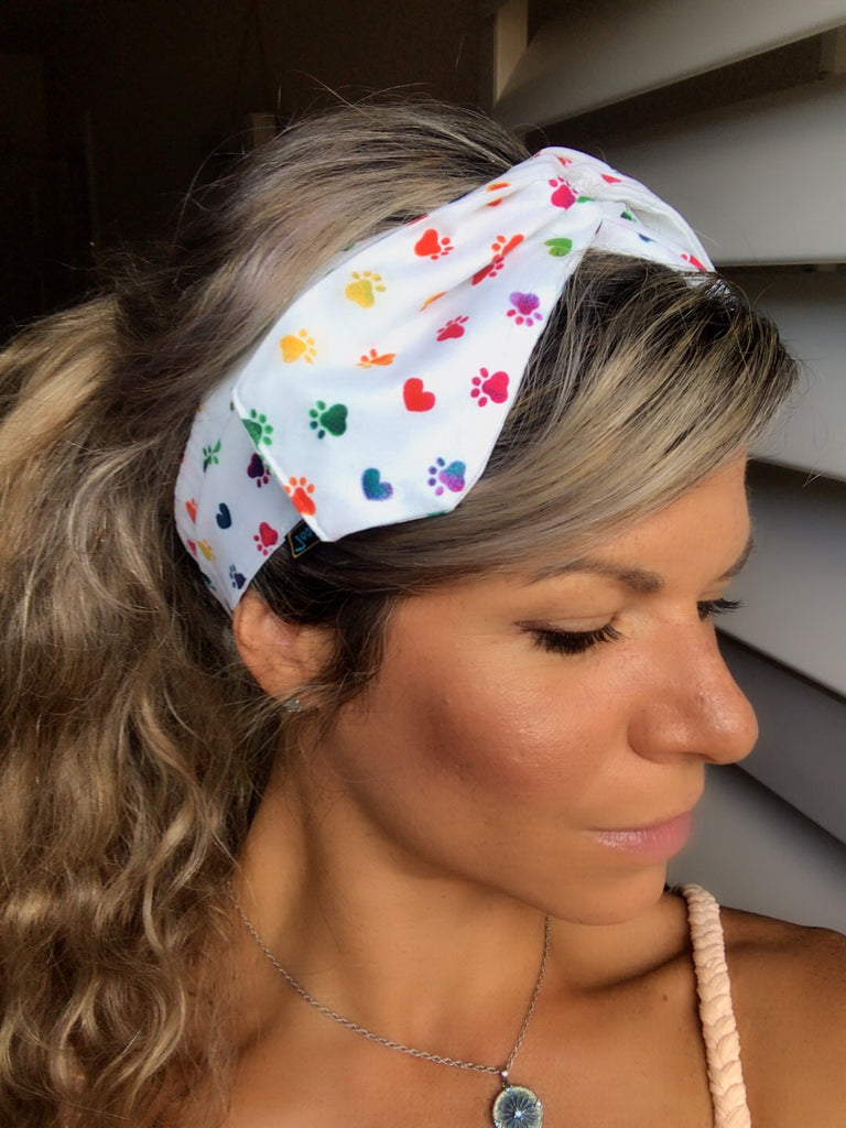 Loving Paws ~ Headband