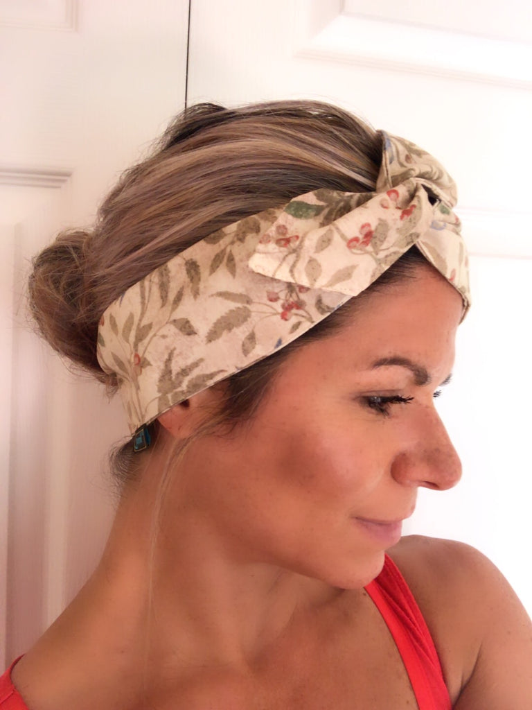 Falling Leaves ~ Headband - Tossy by EM
