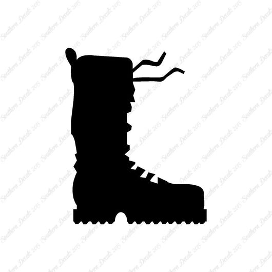 Army Boot Military