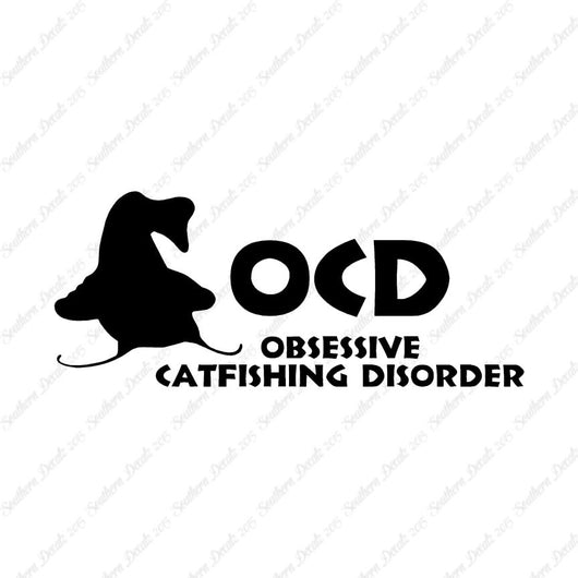 Catfishing Disorder OCD Fish