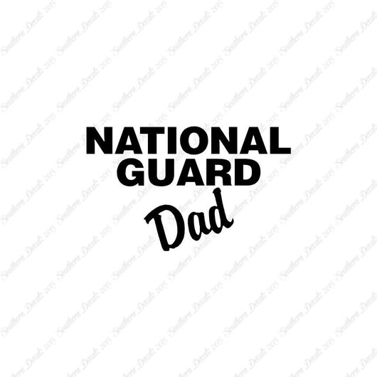 National Guard Dad