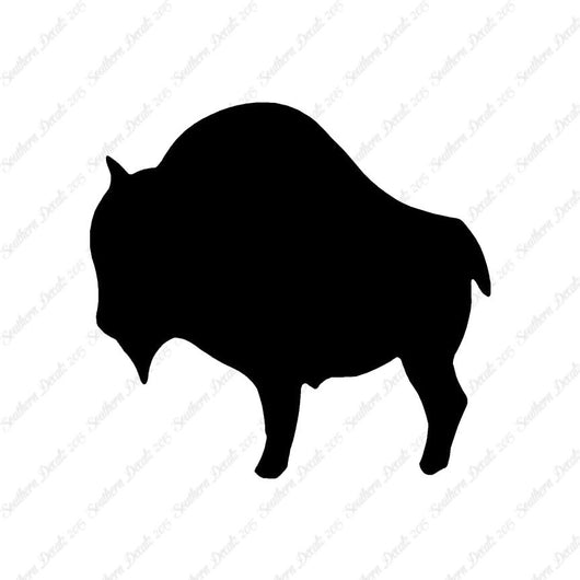 Buffalo Bison Ox