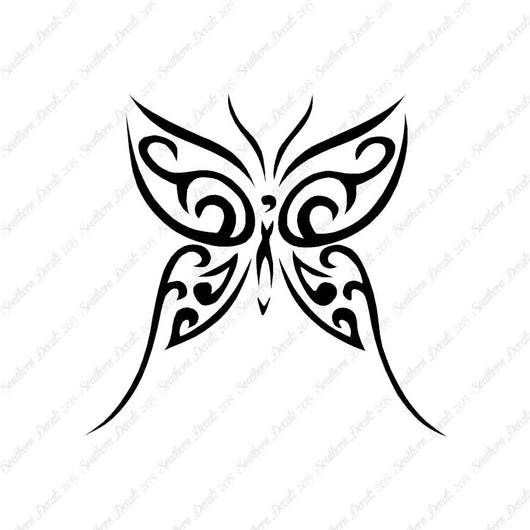 Butterfly Art Design