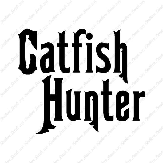 Catfish Hunter Fishing