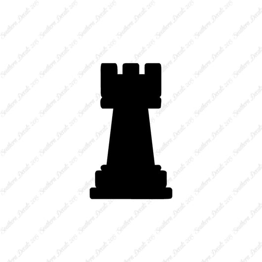 Chess Piece Castle Rook