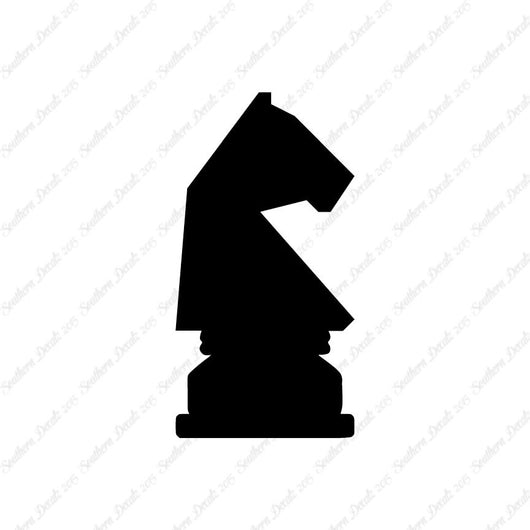 Chess Piece Knight Horsie