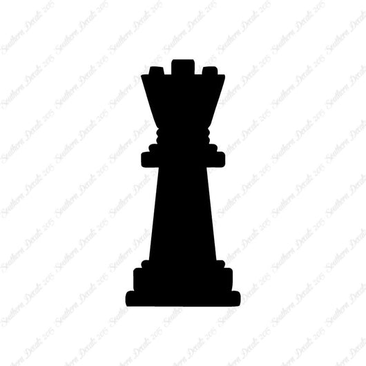 Chess Piece Queen