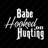 Babe Hooked On Hunting