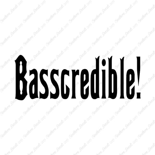 Bass credible Fishing