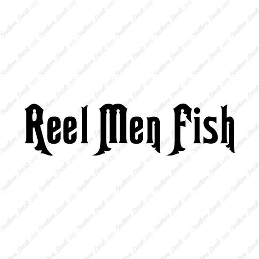 Reel Men Fish