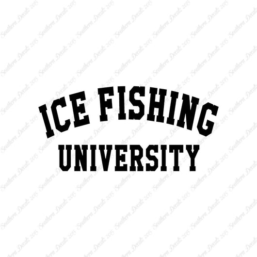 Ice Fishing University