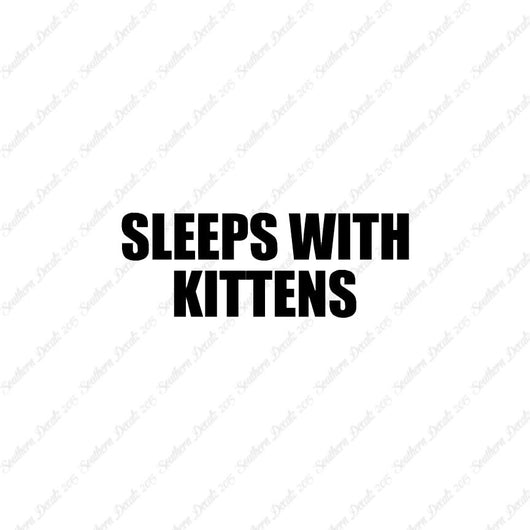Sleeps With Kittens