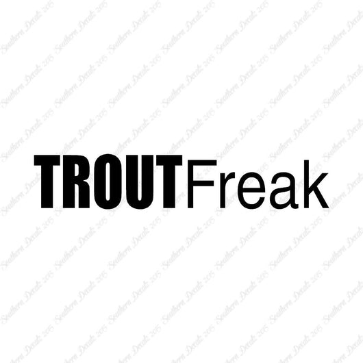 Trout Freak