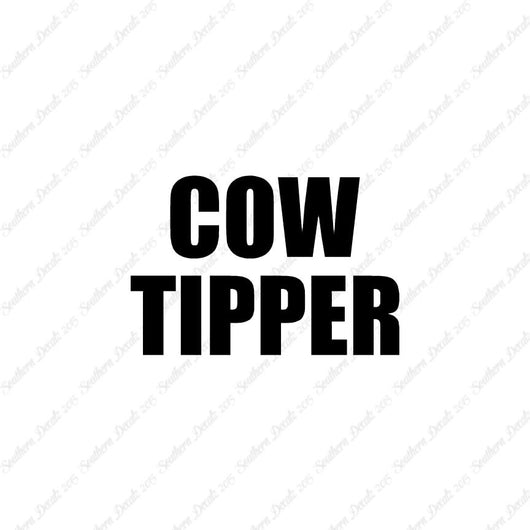 Cow Tipper