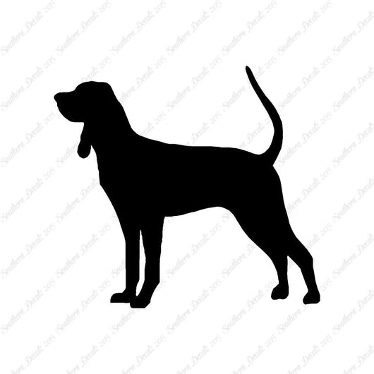 Black & Tan Coonhound Dog Breed