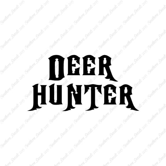 Deer Hunter Hunting